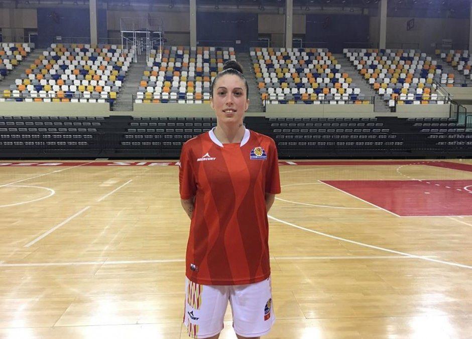 NOTA DE PRENSA Lioba Bazán, nueva jugadora de Sala Zaragoza