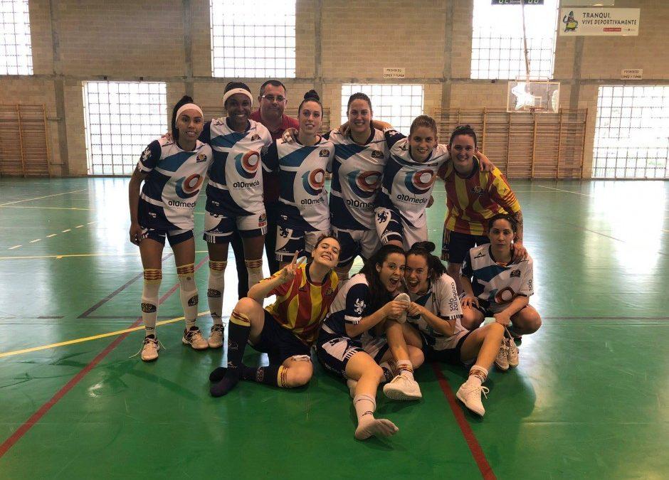 Sala Zaragoza gana en Pamplona y se proclama campeón de liga