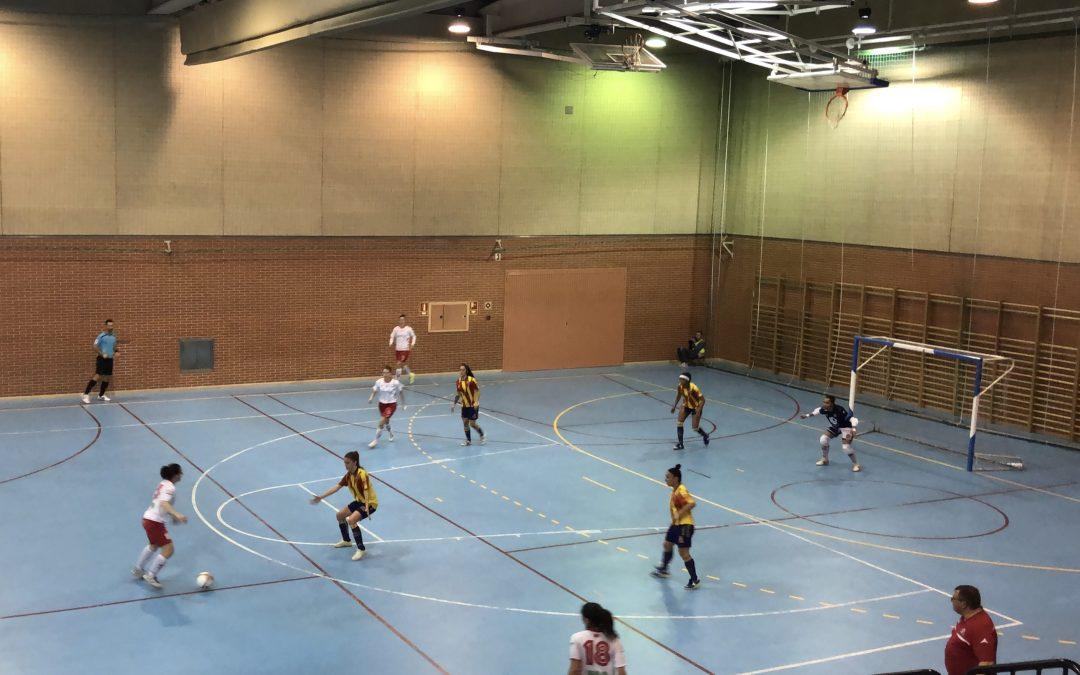 Reparto de puntos entre Leganés y Sala Zaragoza