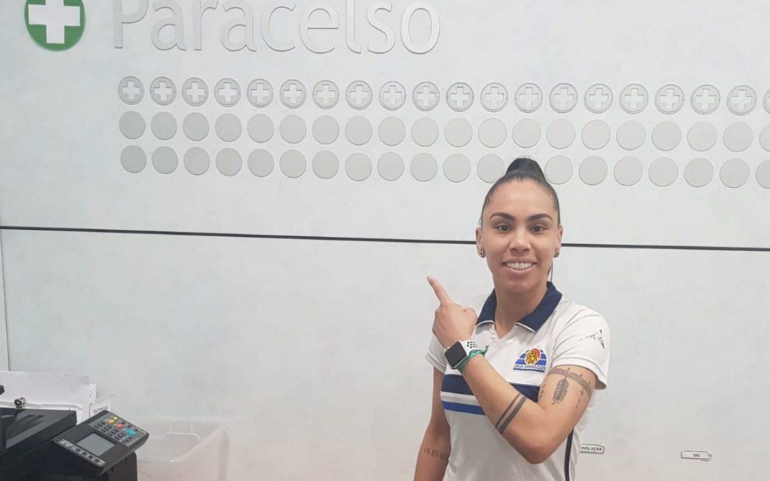 Sala Zaragoza sortea un reconocimiento médico en Paracelso Sagasta