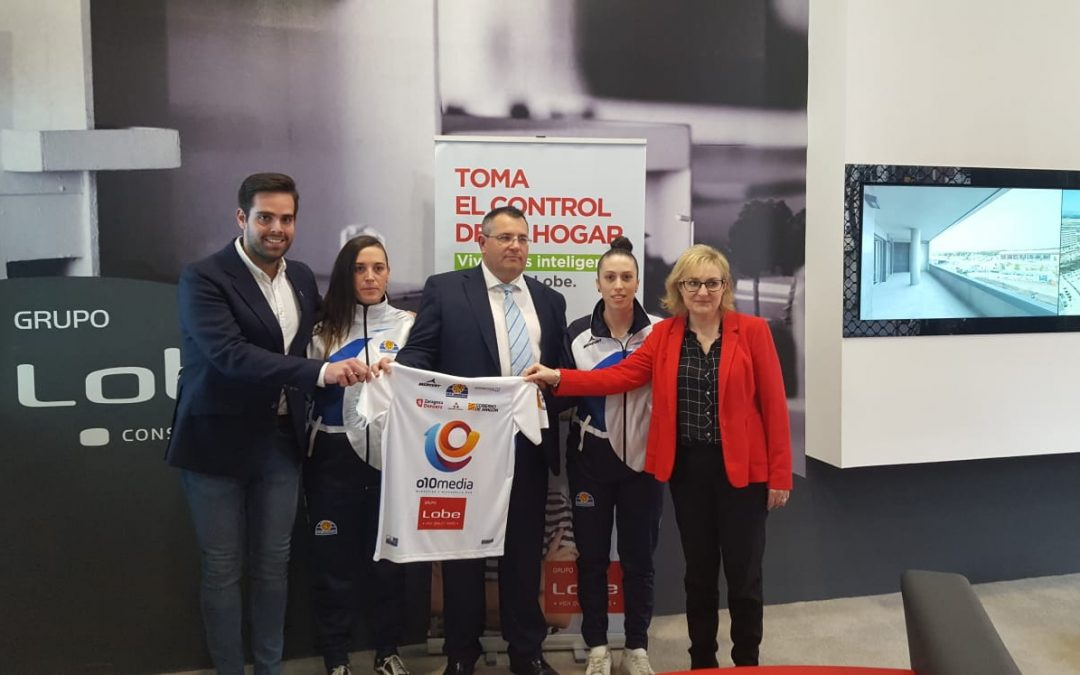 Grupo Lobe, nuevo patrocinador de Sala Zaragoza