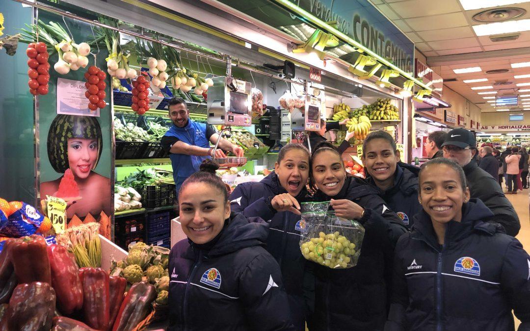 Frutas Contamina, patrocinador y proveedor oficial de Sala Zaragoza