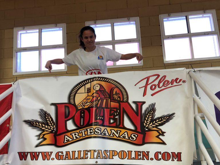 Galletas Polen apoyando a Sala Zaragoza y el deporte aragonés