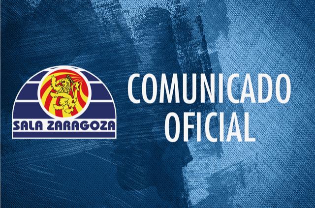 Sala Zaragoza continúa dando pasos hacia la profesionalización del club