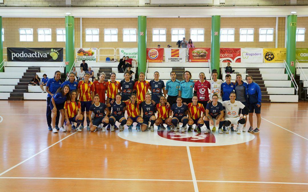Sala Zaragoza, campeón del II Trofeo Ciudad de Zaragoza