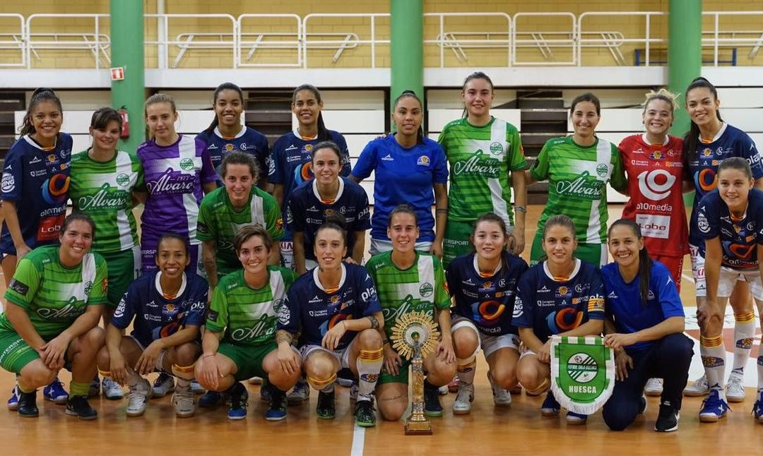 Sala Zaragoza se adjudica el Trofeo Fiestas del Pilar