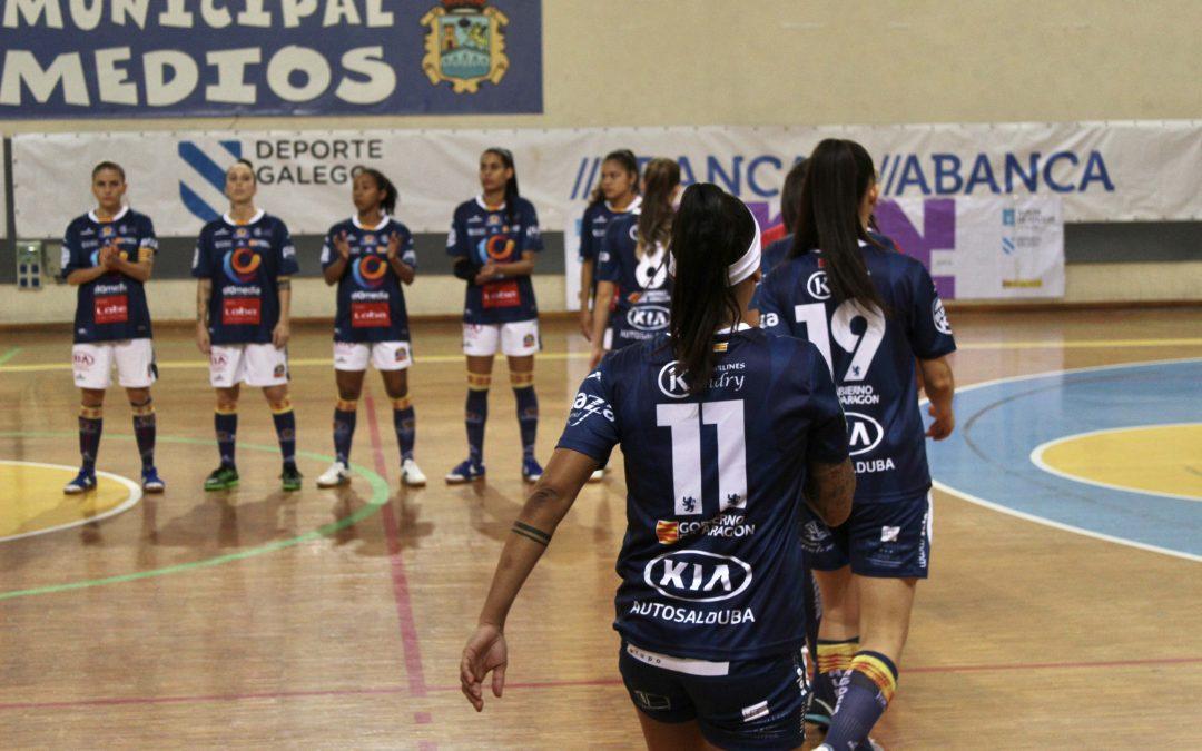 Rapha Martins será operada mañana de la rodilla izquierda