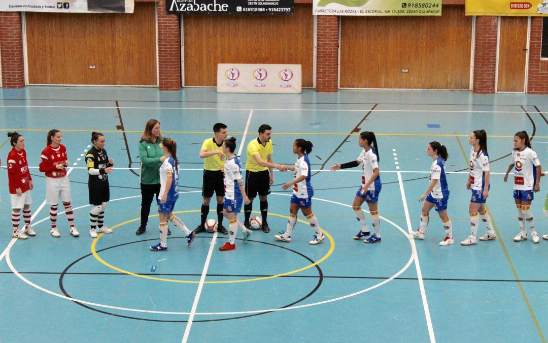 Sala Zaragoza se clasifica para la próxima ronda de la Copa de la Reina