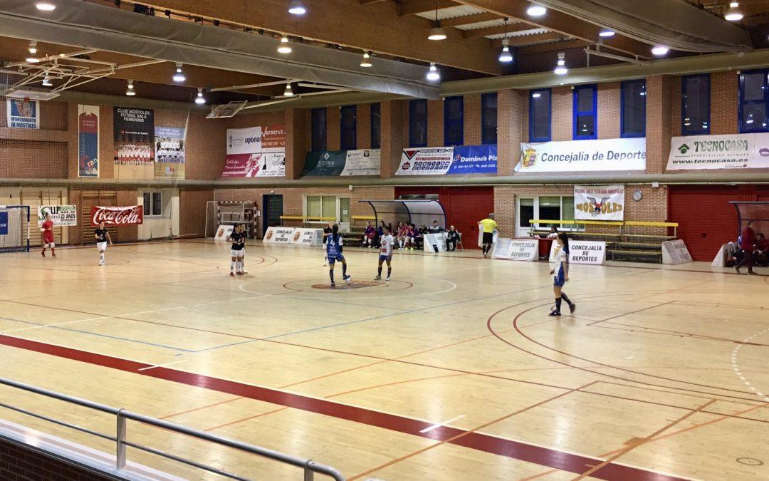 Derrota sin excusas de Sala Zaragoza en Móstoles