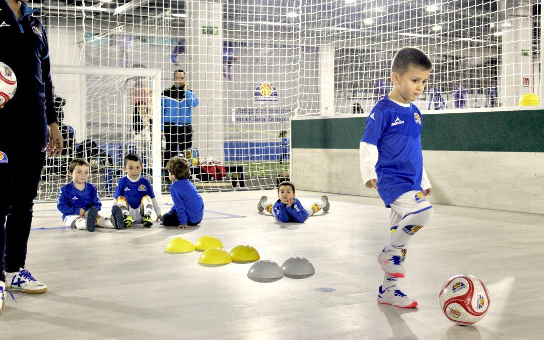 Sala Zaragoza pone en marcha la Liga Plaza Imperial Indoor