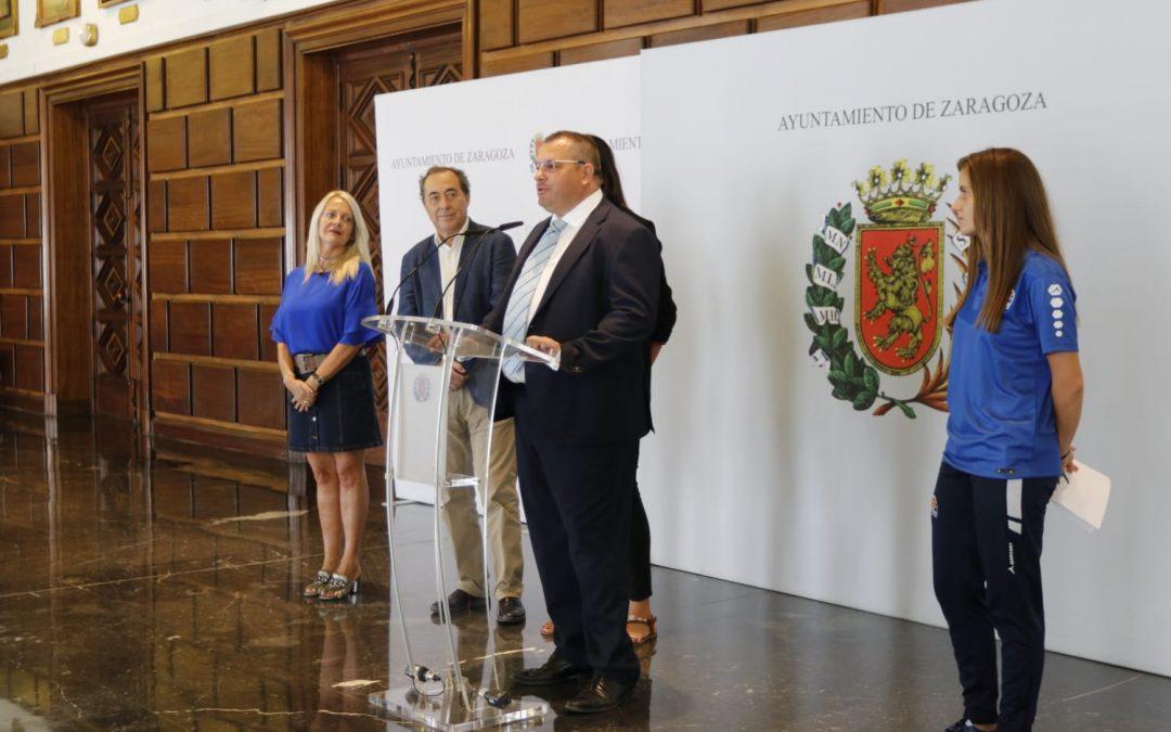 Declaración institucional: Chus Muñoz, presidente de Sala Zaragoza