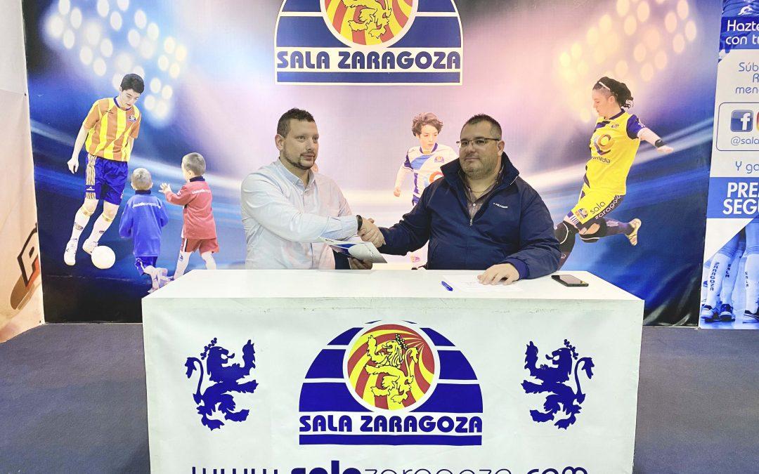 Argenix y Sala Zaragoza unen sus fuerzas