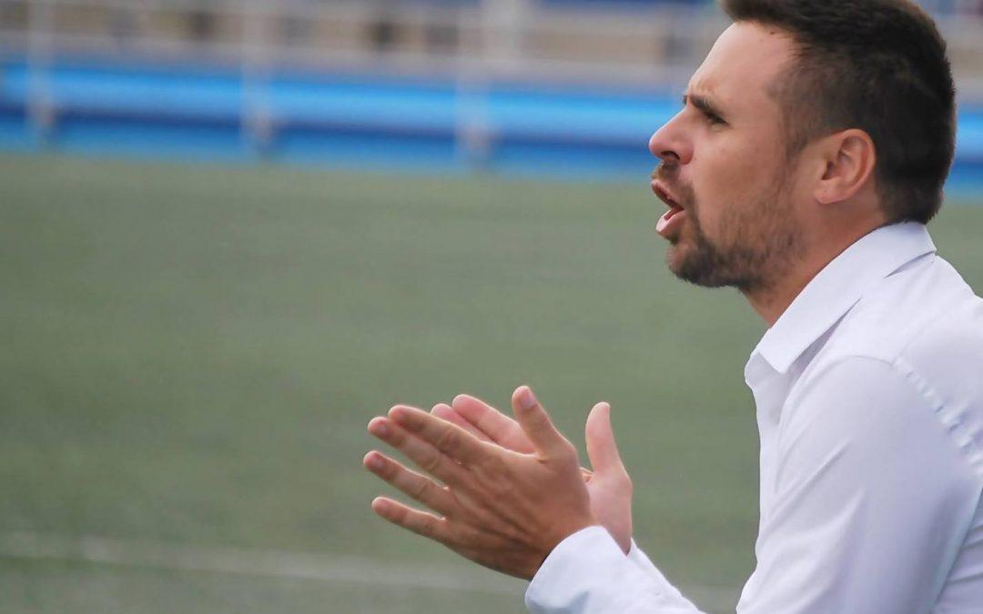 Entrevista a David Gimeno, director del área de fútbol femenino