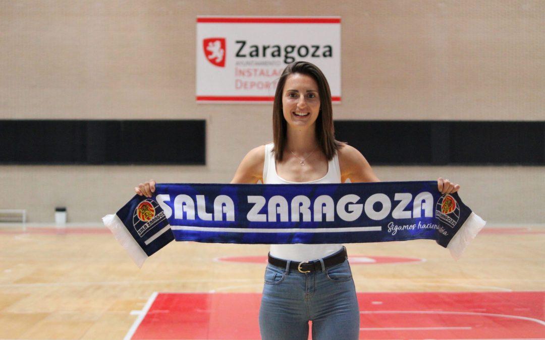 Ana Etayo, convocada por España para jugar contra Portugal
