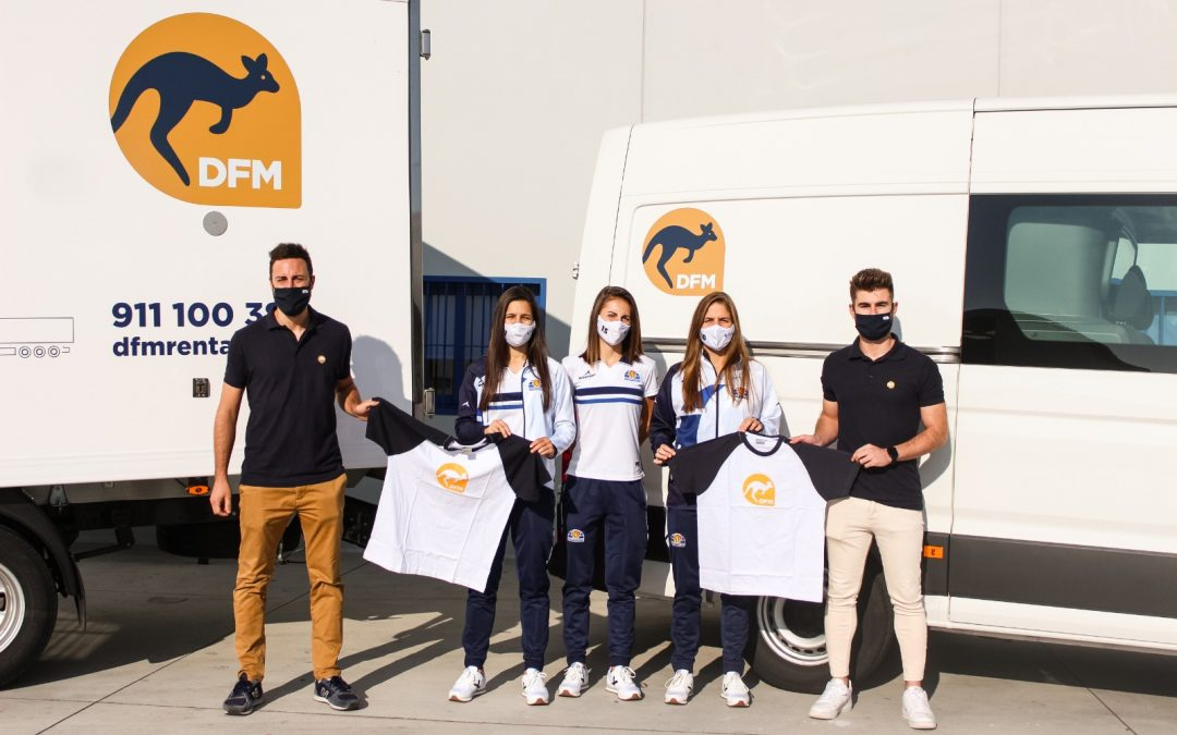 DFM Rent a Car se convierte en nuevo patrocinador de Sala Zaragoza
