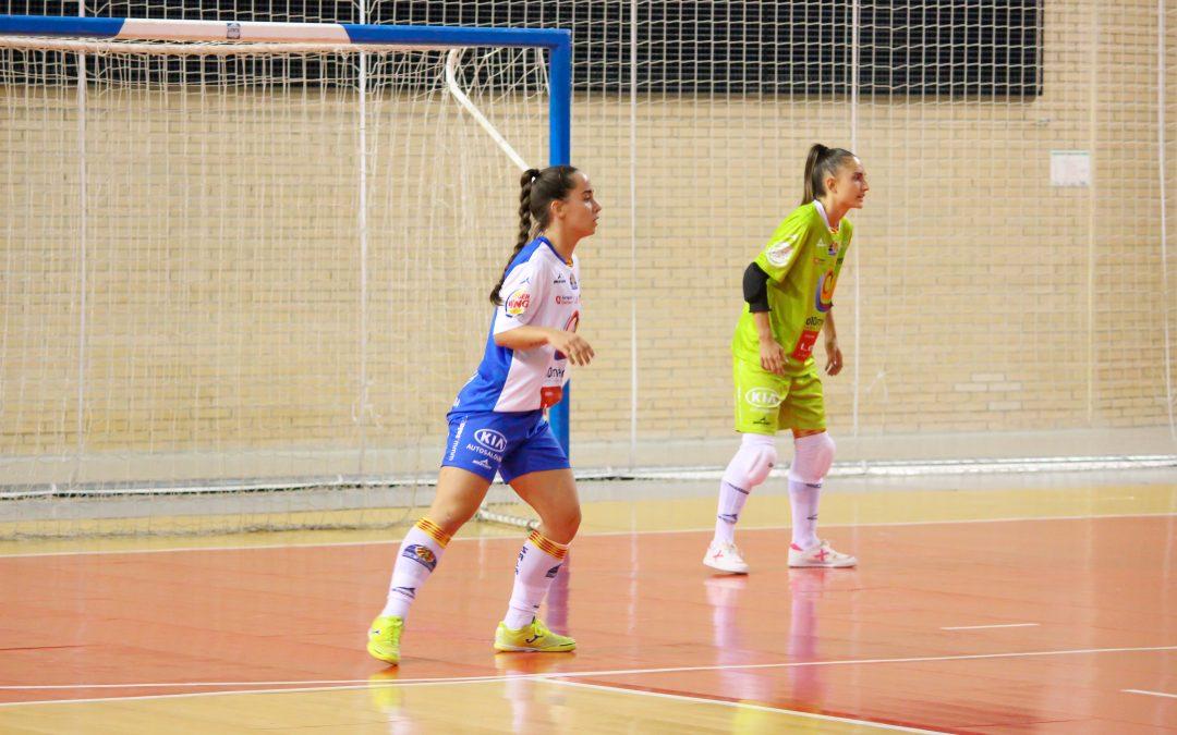 """Aitana Benítez: """"Estaba segura de que quería venir a Zaragoza y salir de casa"""""""