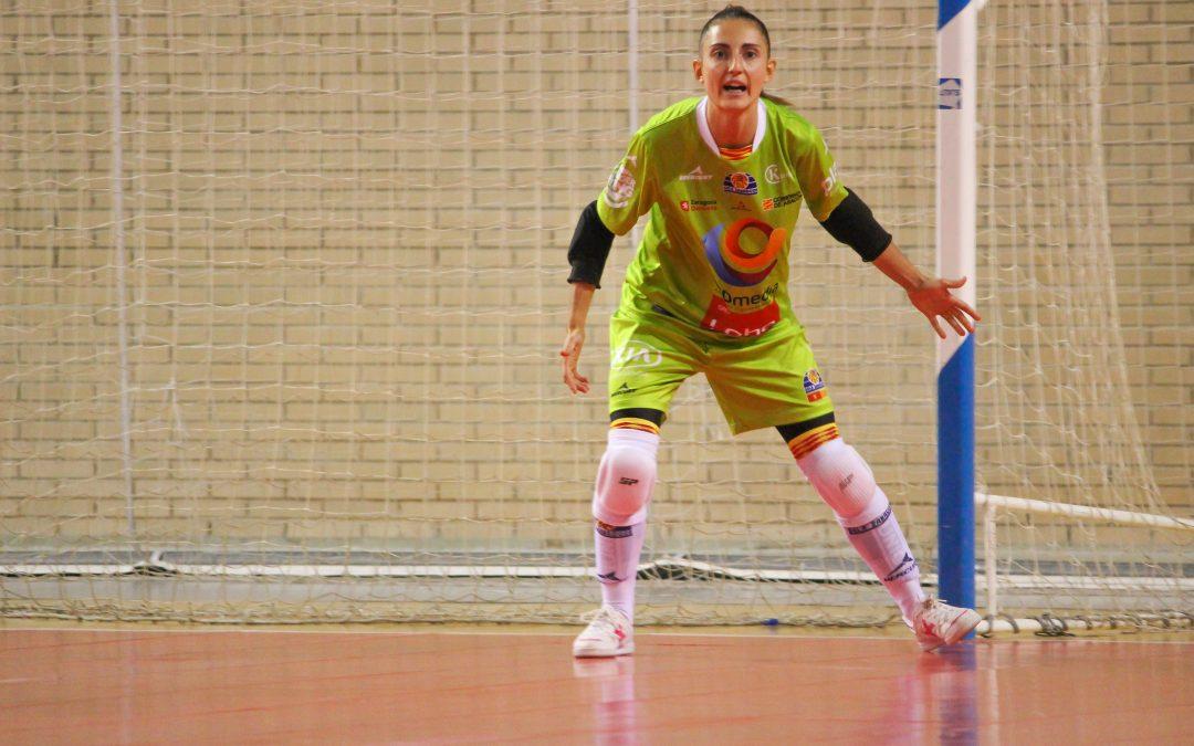 """Ana Etayo: """"Estoy muy contenta y agradecida por la llamada de la selección"""""""