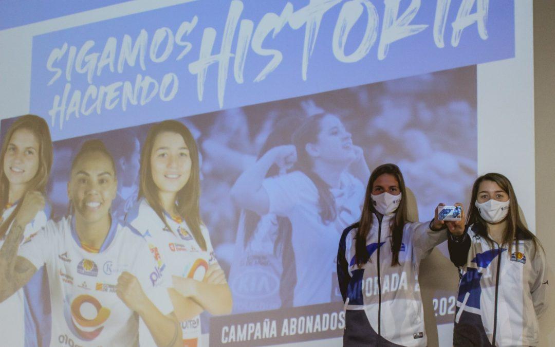 Sala Zaragoza presenta su campaña de abonados 'Sigamos haciendo historia'