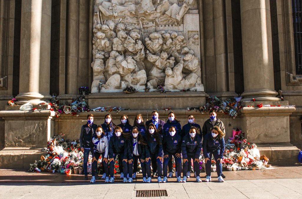 Mañana jueves, visita a la Virgen del Pilar y presentación de la plantilla en el Espacio Ámbar