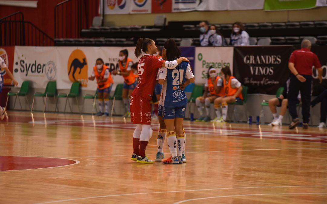 Sala Zaragoza arranca la liga y deja los tres puntos en casa