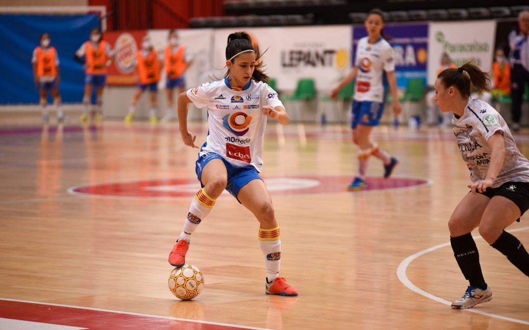 Carmen Alonso convocada con la selección española