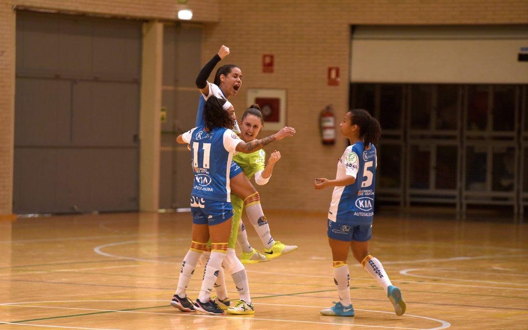 Sala Zaragoza gana a la Universidad de Alicante y deja los tres puntos en casa