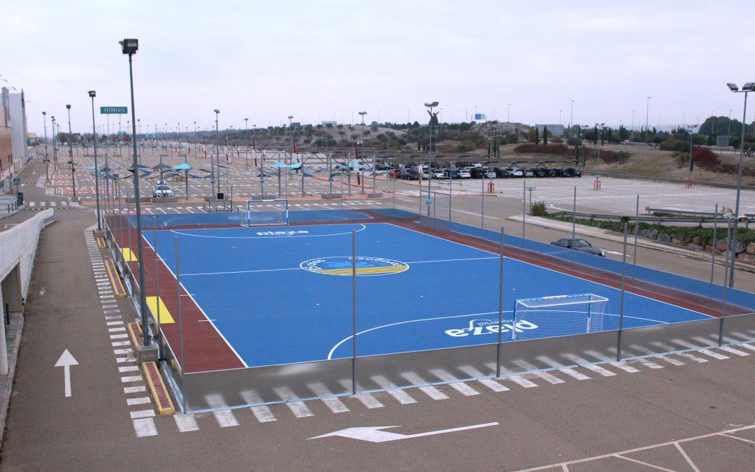 Reapertura de las instalaciones de Sala Zaragoza en Plaza Imperial