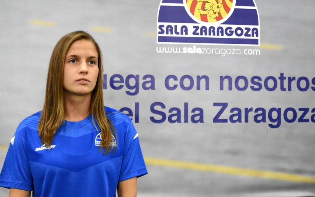 Laura Boix: «Hemos venido con muchas ganas e ilusión por hacer una buena temporada»