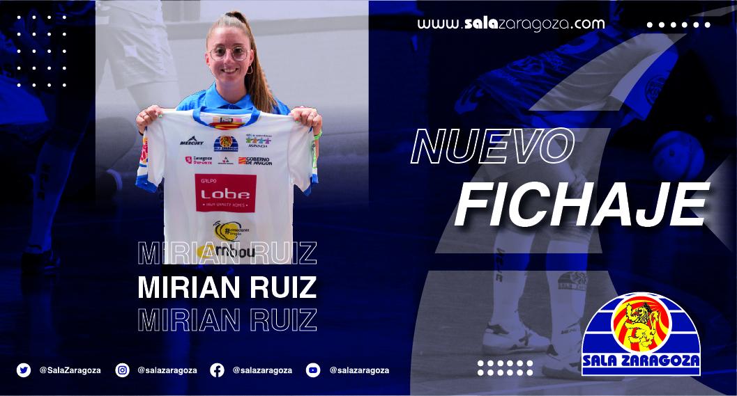 Mirian Ruiz, visión de juego para la nueva temporada