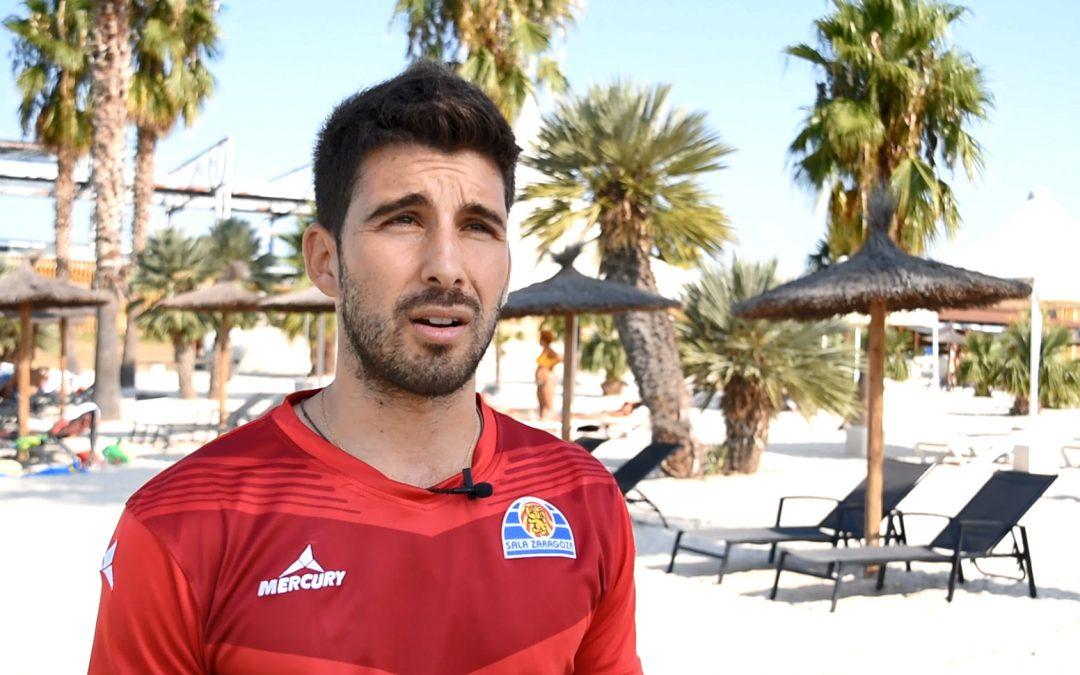 Rafa Albalad nos da las claves del trabajo de pretemporada del primer equipo