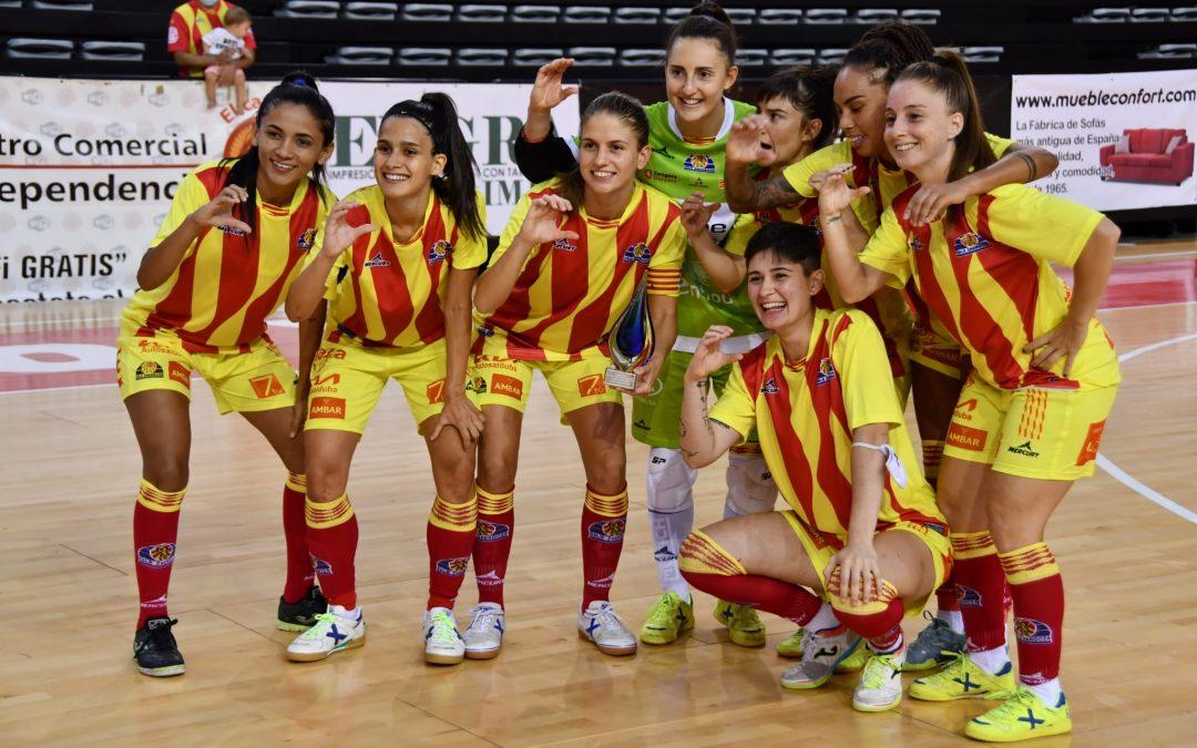 El Sala Zaragoza se proclama campeón del IV Trofeo Ciudad de Zaragoza