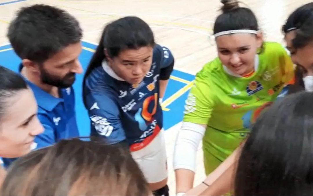 Primer test de pretemporada del Sala Zaragoza B ante Txantrea
