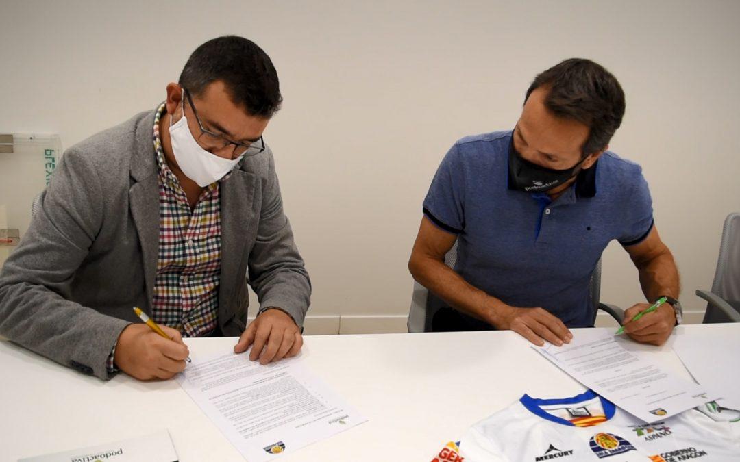 Renovación del acuerdo de colaboración con Podoactiva