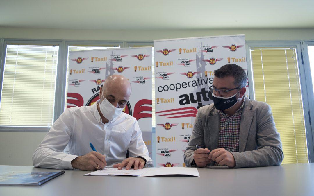 Renovación del acuerdo de patrocinio con Cooperativa Radio Taxi 75