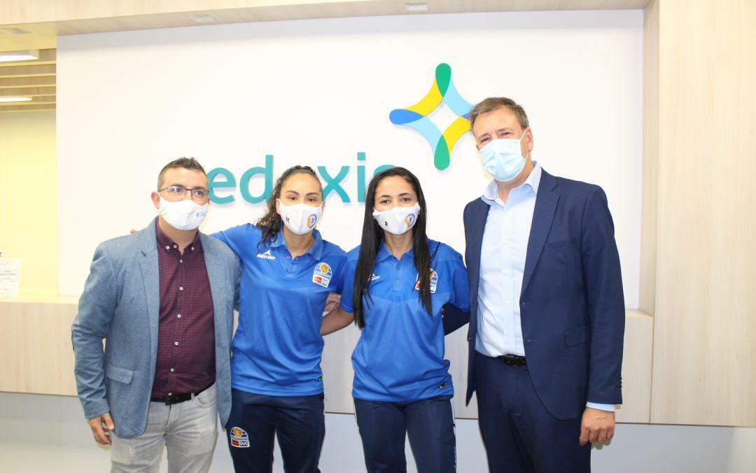 Redexis apoya el deporte femenino como nuevo patrocinador del Sala Zaragoza